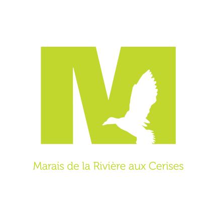 logo du marais de la Rivière aux Cerises