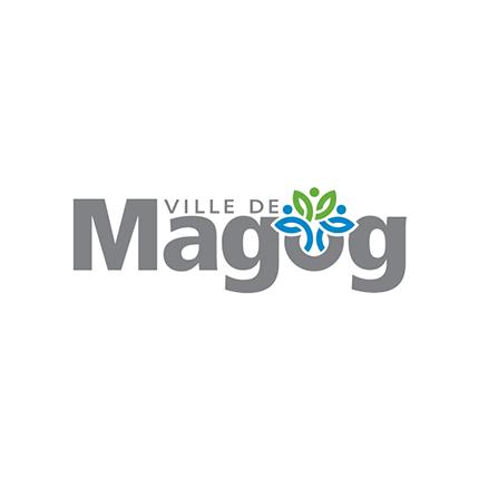 logo de la ville de la Magog